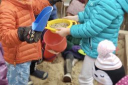 A Preschool Watering Hole…evaporated…