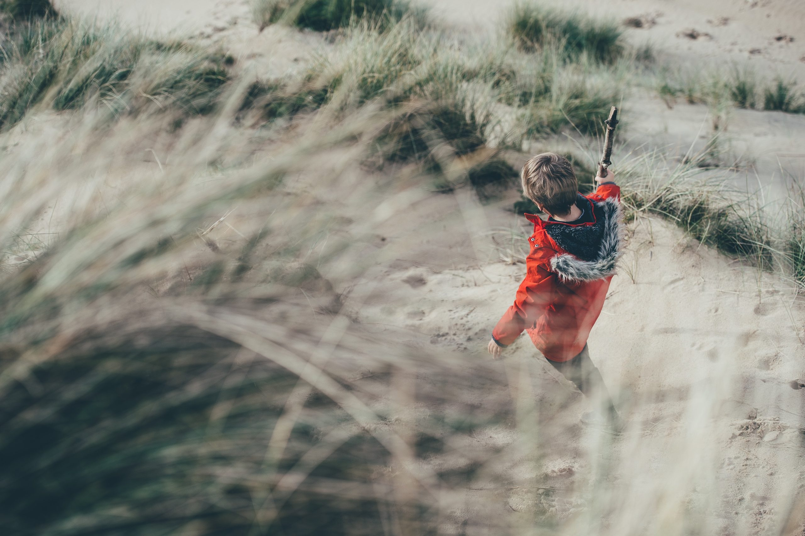 Taking Time To Grow Series: Unstructured Outdoor Play and Perceptual-Motor Development